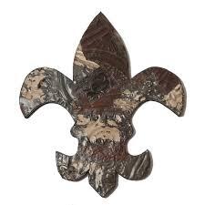 on antique bronze metal wall art with ozark folk art antique tin fleur de lis wall art wayfair
