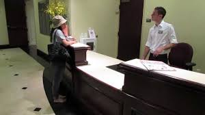 hotel front desk training desk design ideas