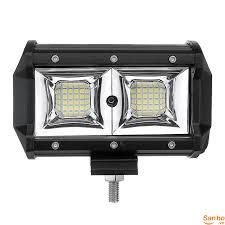 DL512 Đèn led chiếu sáng cho xe tải địa hình chống nước tốt