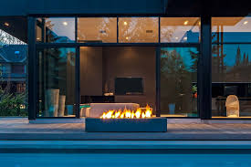 Modern Fire Pit Designs Part 2 » Sage Outdoor DesignsModern Fire Pit