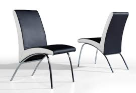 dining chair sb furniture. modern dining chairs leather black \u0026 white color chair sb furniture s