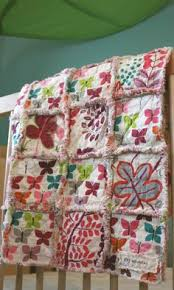 Love the colors in this rag quilt! | quilts | Pinterest | Rag ... & Love the colors in this rag quilt! | quilts | Pinterest | Rag quilt, Aqua  and Pink turquoise Adamdwight.com