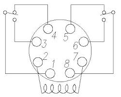 2 pole 8 pin relay pinout diagram jacob wire 2 pole 8 pin relay pinout diagram