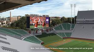Clemson football Memorial Stadium 2021 <b>upgrades</b>, <b>video</b> board ...