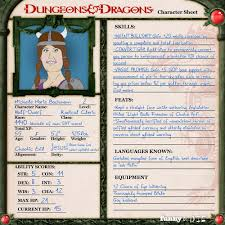 d and d online character sheet presidential candidates explained through dungeons and dragons