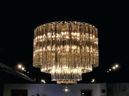 um size of odeon crystal glass fringe 3 tier chandelier three tiered by at fascinating lighting