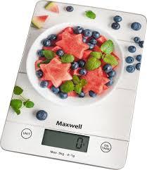 <b>Кухонные весы Maxwell MW</b>-<b>1478</b>(<b>MC</b>) — купить в интернет ...