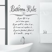 bathroom simple bathroom wall art sayings wonderful decoration ideas best on home ideas new bathroom