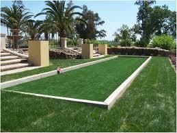 furniture backyard bocce ball court glamorous backyard bocce ball court 12 value gogo papa com