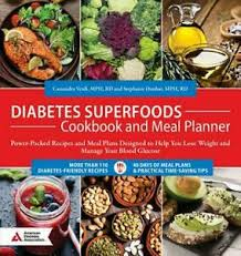 Diabetic Meal Planner Free Details About Diabetes Superfoods Cookbook And Meal Planner By Cassandra Mph Rd Verdi Free Shi