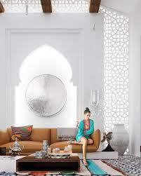 Designs by Style: White And Blue Design - Moorish Design