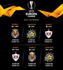 Sivasspor'un Avrupa Ligi'nde maç programı belli oldu