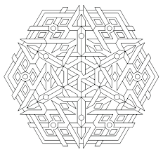 Free Printable Geometric Coloring Pages Coloring Pages Geometric