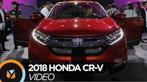 2018 honda suv. Exellent 2018 2018 Honda CRV Launched In The Philippines On Honda Suv