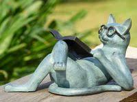 Fanteze: лучшие изображения (139) | Кошки, Кот и Скульптура