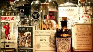 how gin came to be known as the big bad wolf of the spirits world eater