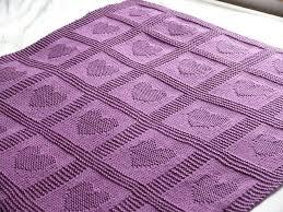 Baby Blanket Knitting Patterns Free Downloads