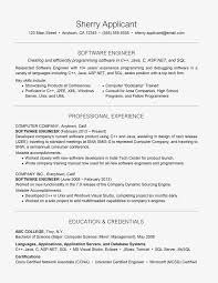 Cover Letter Software Engineer Entry Level Software Engineer Cover Letter And Resume Example