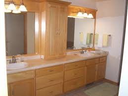 Simple Wall Cabinet Small Bathroom Wall Cabinet Open End Shelf Tutorial For Kitchen