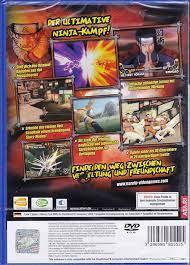 Naruto - Ultimate Ninja 3 : No Name: Amazon.de: Games