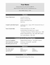 Resume Samples Download Beautiful Inspiration Sample Resume