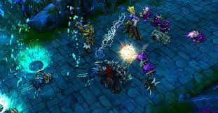 hearthstone dota 2 can t compete with league of legends in terms