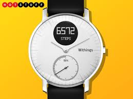 nokia withings. nokia\u0027s withings steel hr looks like a real watch, has battery life to match | stuff nokia
