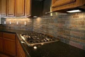 dark tile kitchen backsplash kitchen backsplash with black granite countertops for intended dark