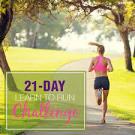 Morning run challenge