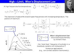 stefan 39 s law equation. high limit, wien\u0027s displacement law the maximum of u( ) shifts toward higher frequencies stefan 39 s equation