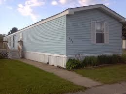 Light Blue Vinyl Siding Spring Valley Estates 592ca