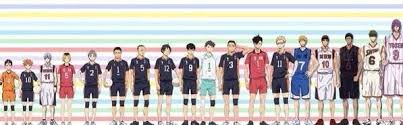 Haikyuu Height Chart Pin On Anime Fandoms