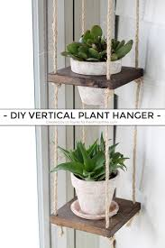 DIY Vertical Plant Hanger I Heart Nap Time | I Heart Nap Time - Easy  recipes. Vertical PlanterDiy Hanging PlanterIndoor ...