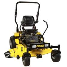 commercial riding lawn mowers. stanley 54zsg3 54-inch commercial zero turn radius riding mower: amazon, $5,111.80 lawn mowers