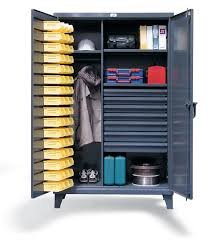 industrial storage cabinet with doors. Industrial Storage Cabinets With Bins Cabinet Doors I
