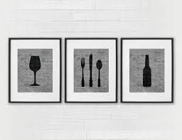 For Kitchen Wall Art Black Wall Art For Kitchen Ideas Wall Arts Ideas