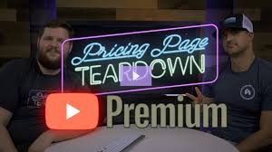 Is it Worth it? Tearing Down YouTube Premium's Pricing