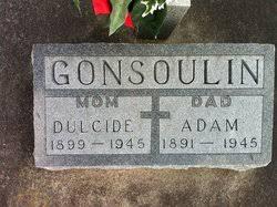 Adam Joseph Gonsoulin Sr. (1891-1945) - Find A Grave Memorial