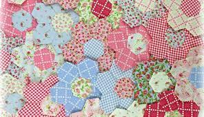 Paper Piecing Flower English Paper Piecing Hexagons Hexagon Star Paper Pieced Quilt