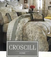 croscill galleria king comforter set caribou comforter set duvet iris king comforter set bed in a