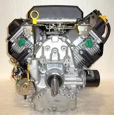 kohler hp command engine v twin tapered shaft ch  bne