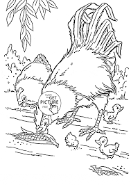 Small Picture Farm animal coloring pages for kids prinable free farm animal