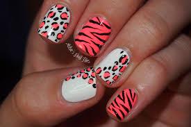 Nail Art Design Ideas 55 Most Amazing Black And White Nail Art ...