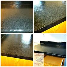 rustoleum countertop transformations onyx rust oleum before and after pictures white mica transfo