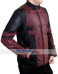 deadpool leather jacket wade wilson leather jacket