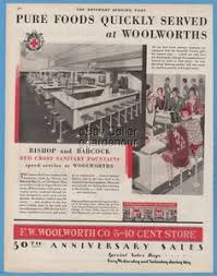 furniture store newspaper ads. 1929 F. W. Woolworth Co 5 And 10 Cent Store Lunch Counter Red Cross Fountain Ad Furniture Newspaper Ads S