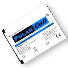 PolarCell Battery for Motorola V80 with ...