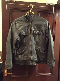 men s soviet leather jacket