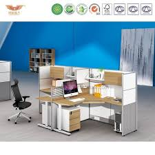 dwr office chair. Interesting Chair China Business Furniture Easy Office 2 Person L Shaped Desk Open  Workstation With 3 Dwr Mobile Peds  Workstation Shape  With Chair