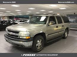 2003 Used Chevrolet Suburban 4dr 1500 4WD LS at Motorwerks BMW ...